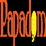 Papadom Logo