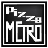 Pizza Metro Logo