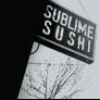 Sublime Sushi Logo