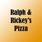 Ralph & Rickey's Pizza Logo