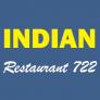 Indian Restaurant 722 Logo
