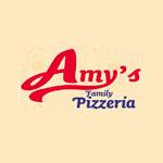 Amy's Pizzeria Logo