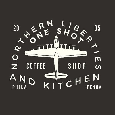 One Shot Coffee and Cafe Logo