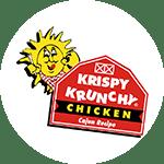 Krispy Krunchy Chicken- Conshohocken Logo