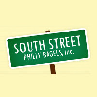 South Street Philly Bagels Logo