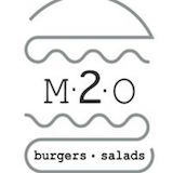 m2o Burgers & Salads (Philadelphia) Logo