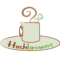 Hashbrowns (Maxwell & Halsted) Logo