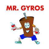 Mr. Gyros (Division & Clark) Logo