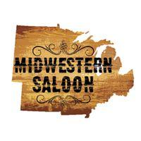 Midwestern Saloon  Logo