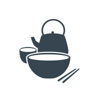 New Happy Restaurant Logo