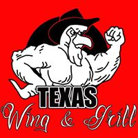 Texas Wings & Grill  Logo