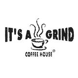It's A Grind Coffee House Logo