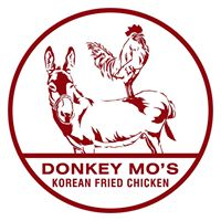 Donkey Mo's Korean Fried Chicken Logo