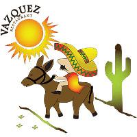 Vazquez Restaurant (13729 Research) Logo