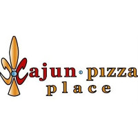 Cajun Pizza Place Logo