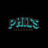 Phils Icehouse (183 N) Logo