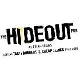 Hideout Pub Logo