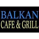 Balkan Cafe & Grill Logo