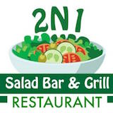 2N1 Salad Bar & Grill Logo