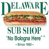 Delaware Subs (Mesa Dr.) Logo
