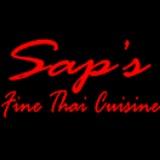 Sap's Fine Tahi Cuisine Logo