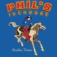 Phil's Icehouse (Burnet) Logo