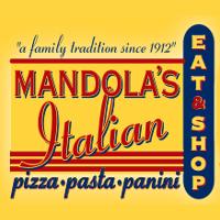 Mandola's Italian Logo