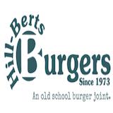 Hill-Bert's Burgers Logo