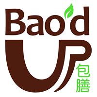 Bao'd Up (Mueller) Logo