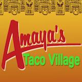 Amaya's Taco Village North Logo