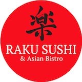 Raku Sushi & Asian Bistro Logo