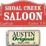 Shoal Creek Saloon Logo