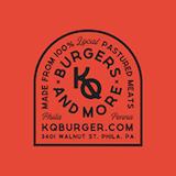 KQ Burger Logo