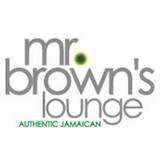 Mr. Brown's Lounge Logo