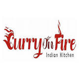 Curry On Fire Indian Logo
