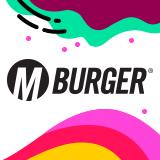 M Burger (Huron) Logo