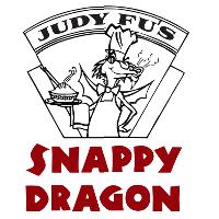 Judy Fu's Snappy Dragon Logo