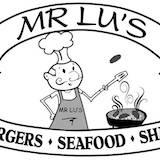 Mr Lu's Burgers & Seafood Logo