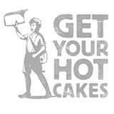 Hot Cakes Molten Chocolate Cakery (Ballard) Logo