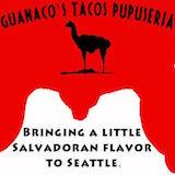 Guanacos Tacos Pupuseria Logo