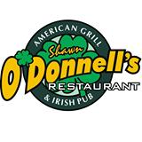 Shawn O'Donnell's American Grill and Irish Pub Logo