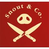 Snout & Co. Foodtruck Logo
