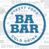 Ba Bar - First Hill Logo