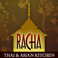 Racha Thai & Asian Kitchen Logo