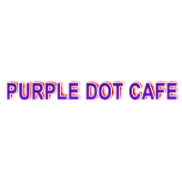Purple Dot Cafe Logo