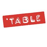 'TABLE Logo
