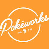Pokéworks - Bellevue Logo