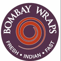 Bombay Wraps Logo