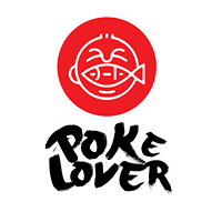 Poke Lover - Downtown Logo