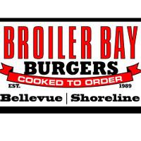 Broiler Bay Burgers Logo